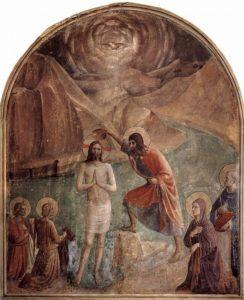 Baptème du Christ